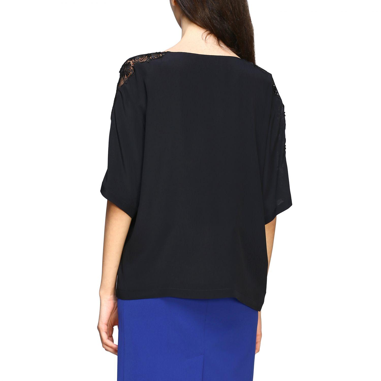Jumper Boutique Moschino: Top women Boutique Moschino black 2