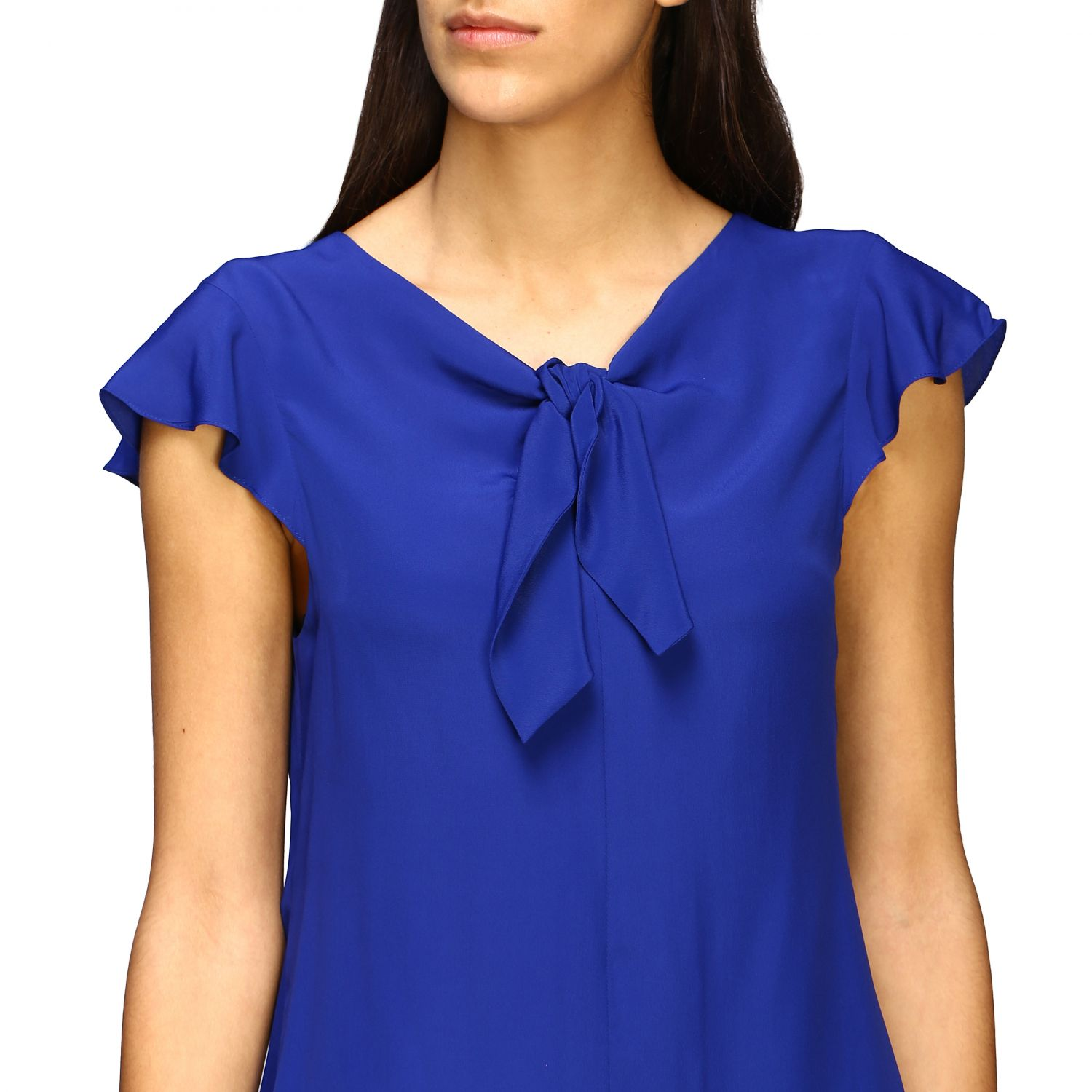 Top Boutique Moschino: Top women Boutique Moschino blue 5