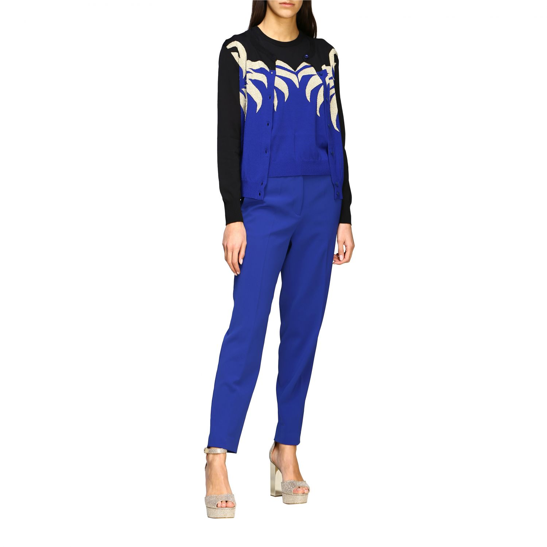 Jumper Boutique Moschino: Jumper women Boutique Moschino blue 2