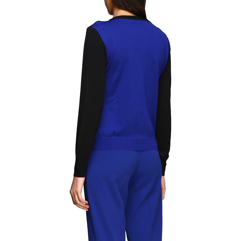 Jumper Boutique Moschino: Jumper women Boutique Moschino blue 3