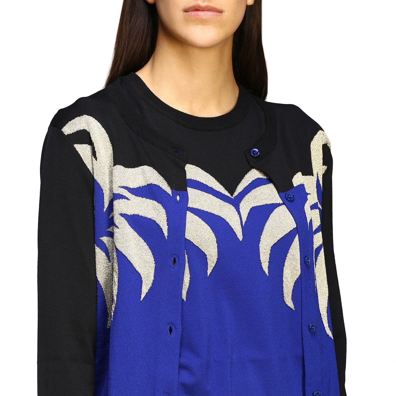Jumper Boutique Moschino: Jumper women Boutique Moschino blue 5