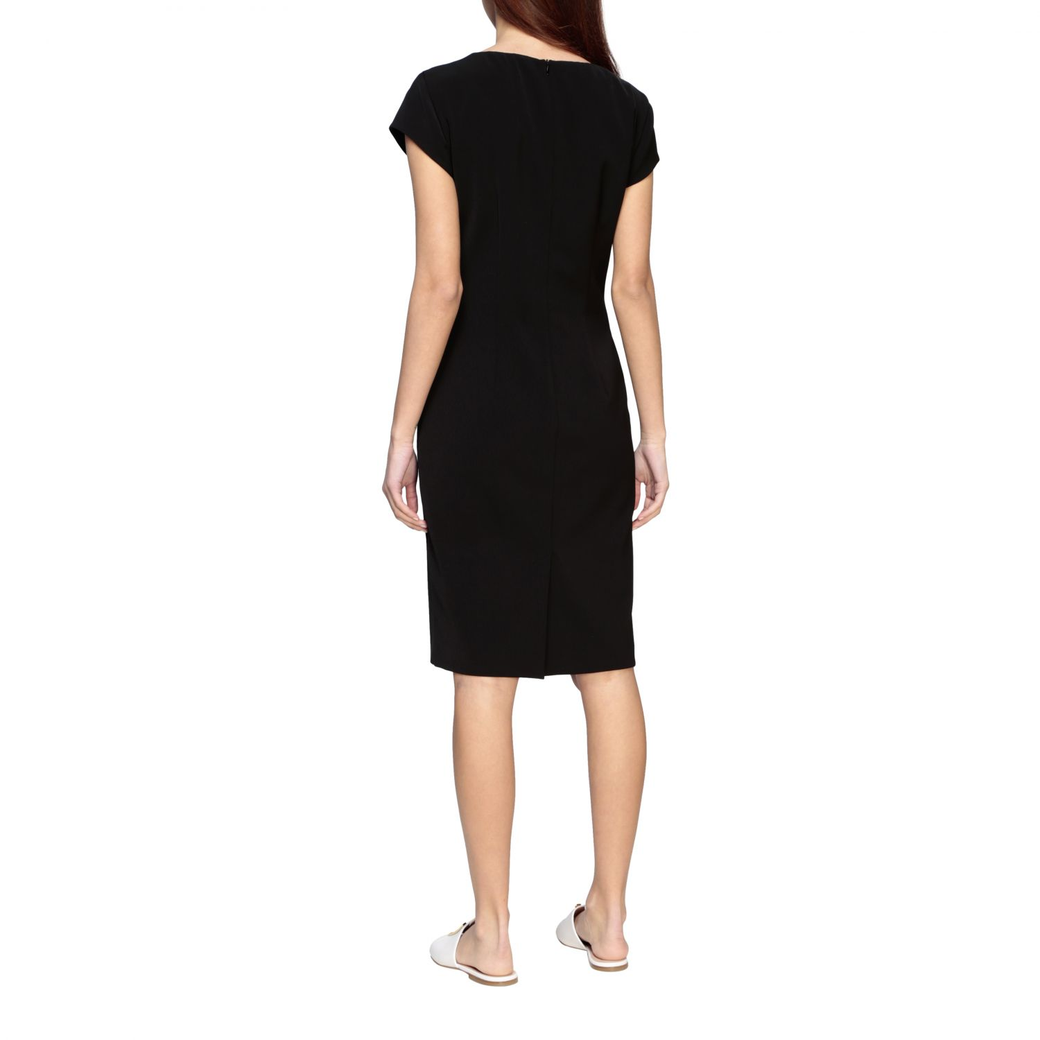 Dress Boutique Moschino: Dress women Boutique Moschino black 2