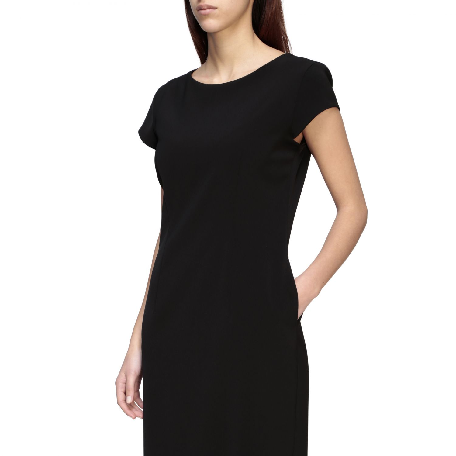Dress Boutique Moschino: Dress women Boutique Moschino black 4