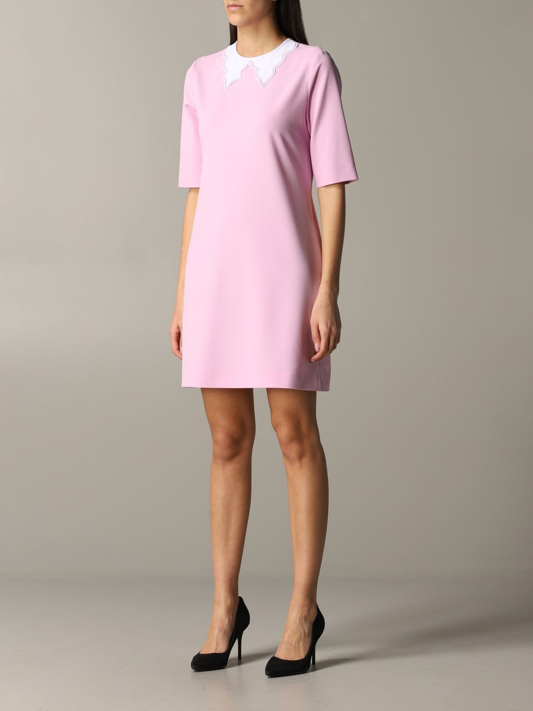 Dress Boutique Moschino: Dress women Boutique Moschino pink 3