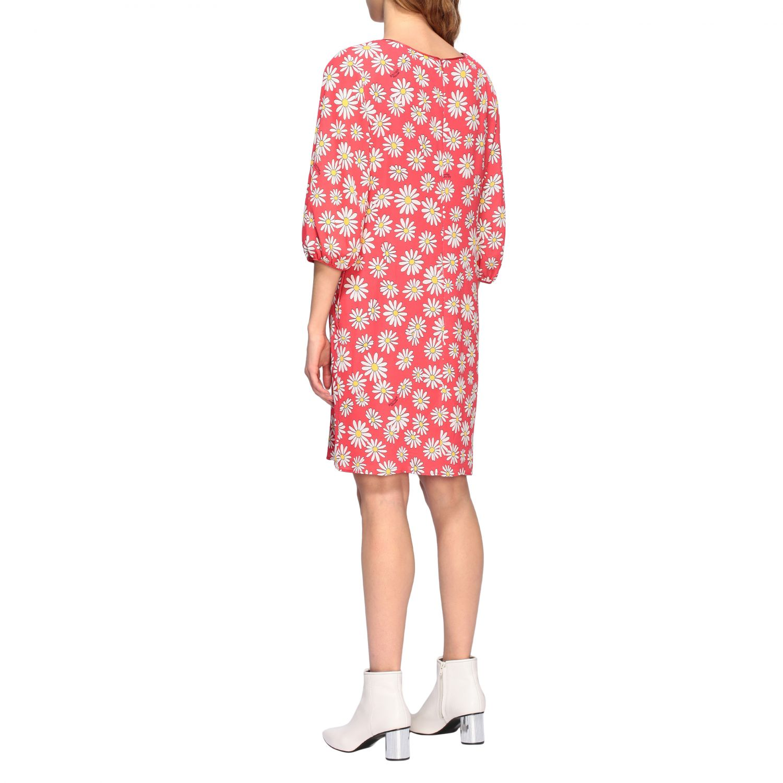 Dress Boutique Moschino: Dress women Boutique Moschino coral 3