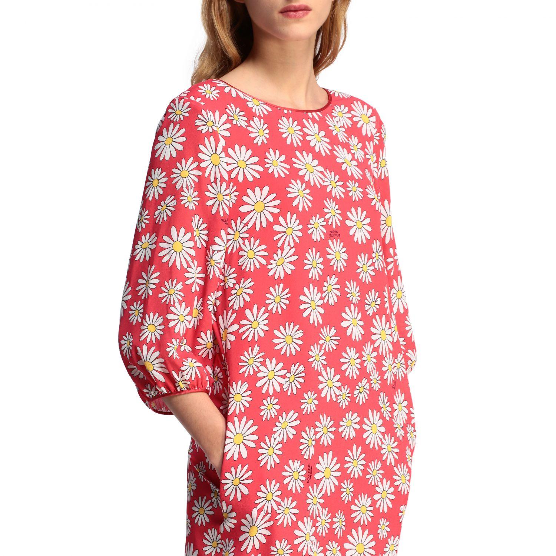 Dress Boutique Moschino: Dress women Boutique Moschino coral 5