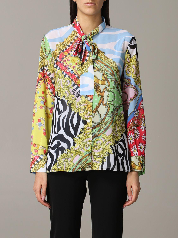 Shirt Boutique Moschino: Shirt women Boutique Moschino multicolor 1