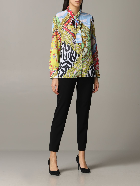 Shirt Boutique Moschino: Shirt women Boutique Moschino multicolor 2