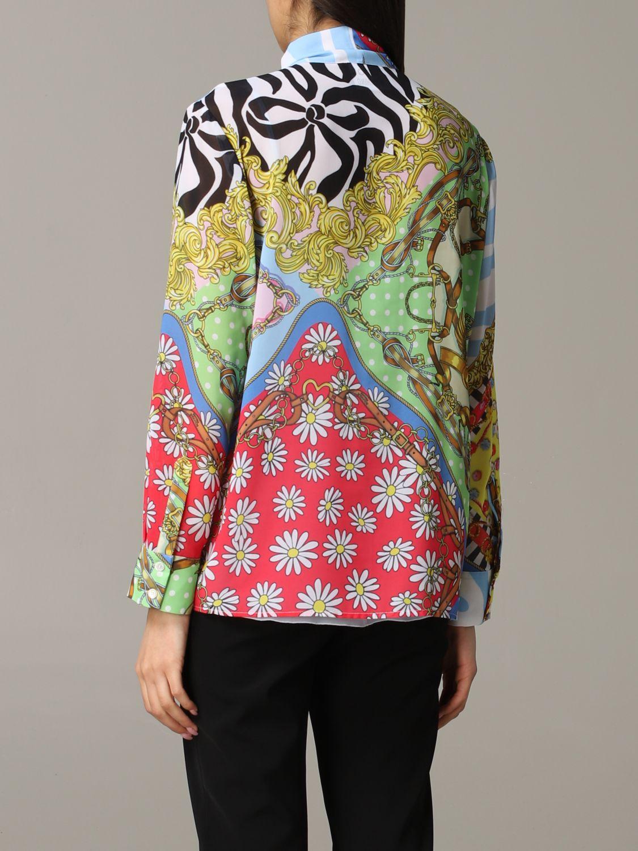 Shirt Boutique Moschino: Shirt women Boutique Moschino multicolor 3