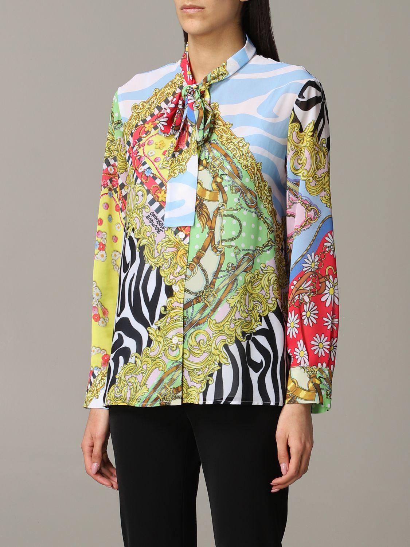 Shirt Boutique Moschino: Shirt women Boutique Moschino multicolor 4