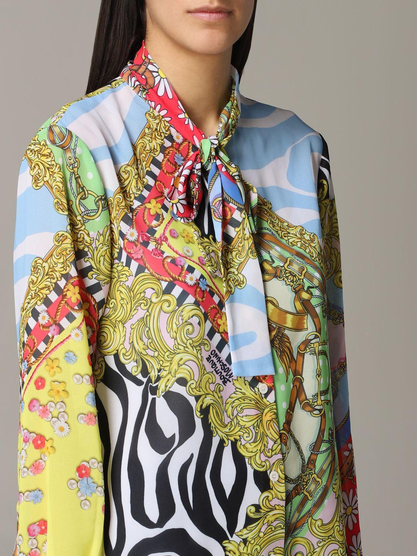 Shirt Boutique Moschino: Shirt women Boutique Moschino multicolor 5
