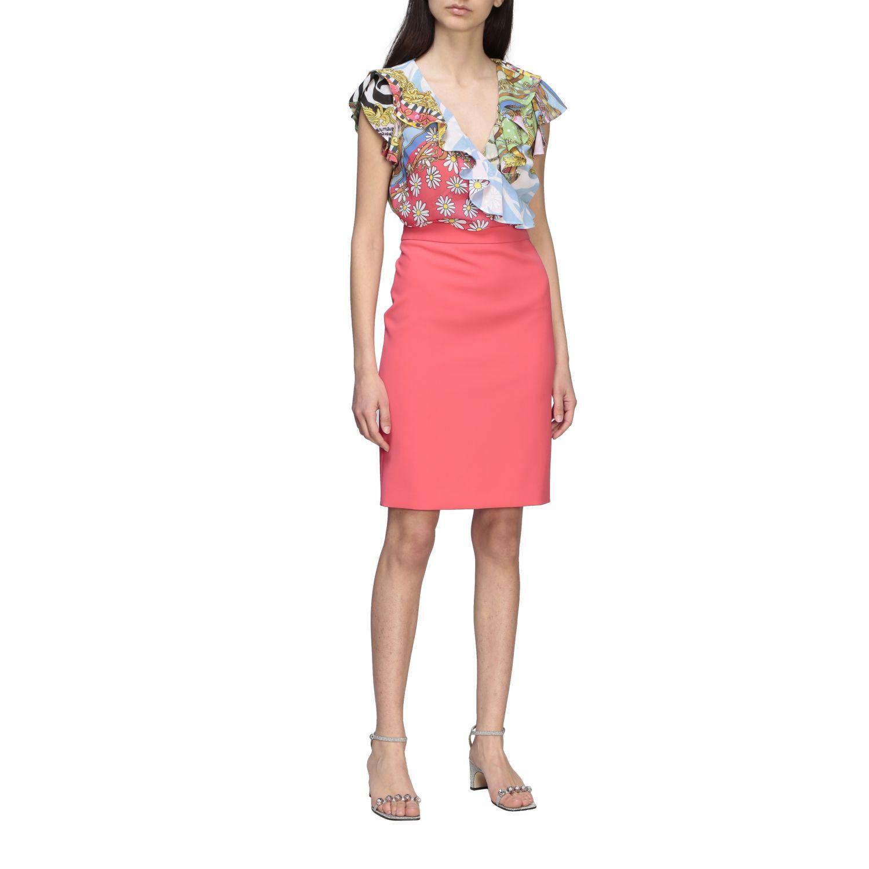 Top Boutique Moschino: Top women Boutique Moschino multicolor 2
