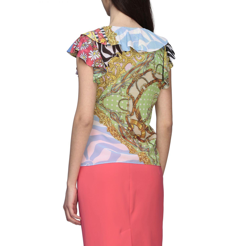 Top Boutique Moschino: Top women Boutique Moschino multicolor 3