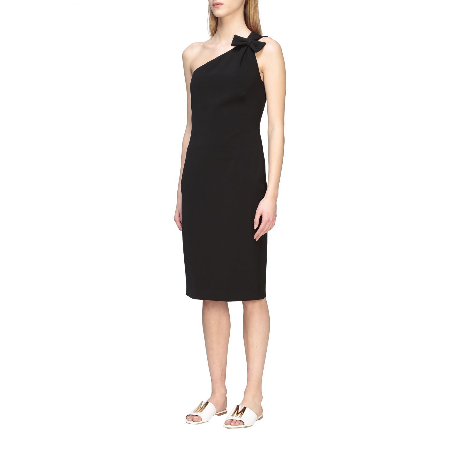 Dress Boutique Moschino: Dress women Boutique Moschino black 3