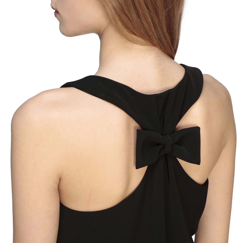 Dress Boutique Moschino: Dress women Boutique Moschino black 4