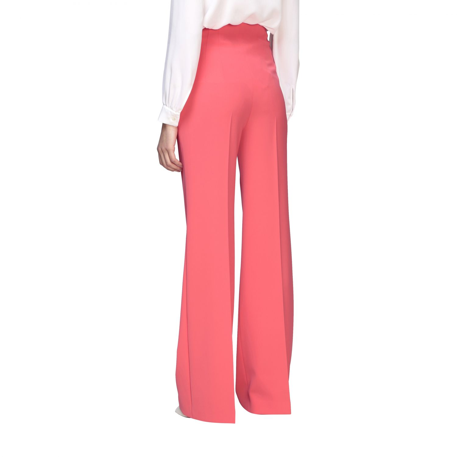 Trousers Boutique Moschino: Trousers women Boutique Moschino coral 3
