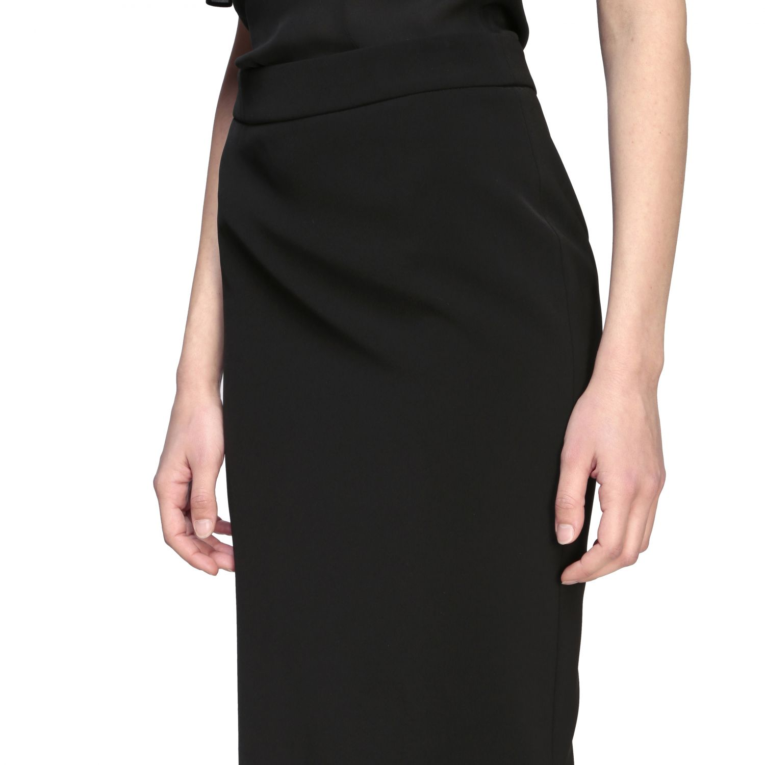 Skirt Boutique Moschino: Skirt women Boutique Moschino black 5