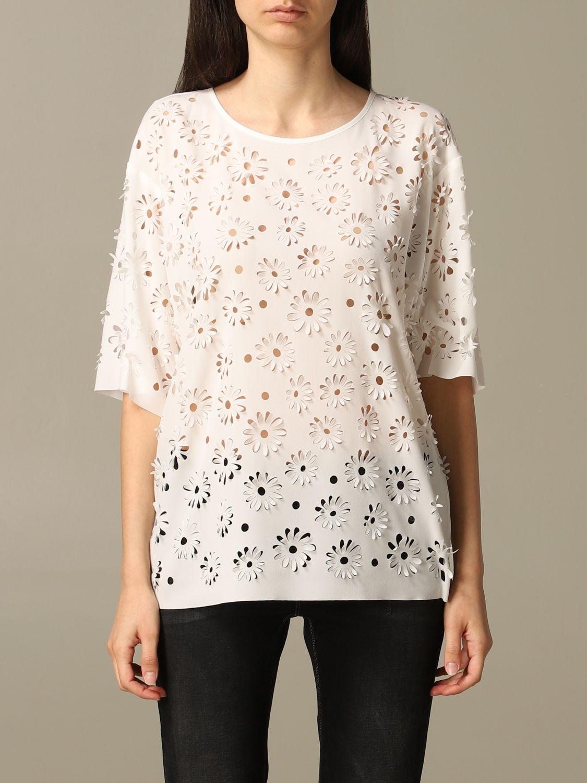 Jumper Boutique Moschino: Dress women Boutique Moschino white 1