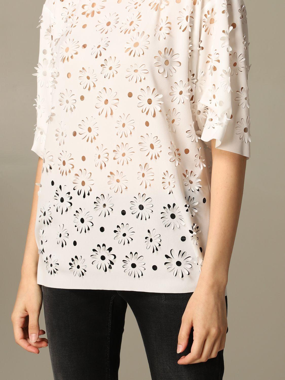 Jumper Boutique Moschino: Dress women Boutique Moschino white 3
