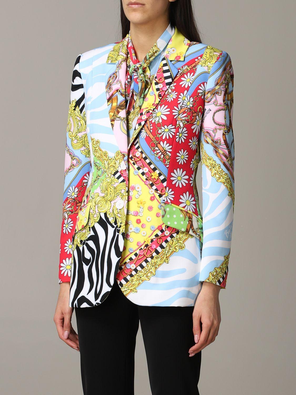 Blazer Boutique Moschino: Blazer women Boutique Moschino multicolor 4