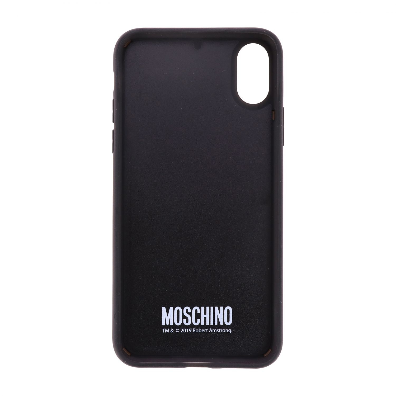 Case women Moschino Couture black 2