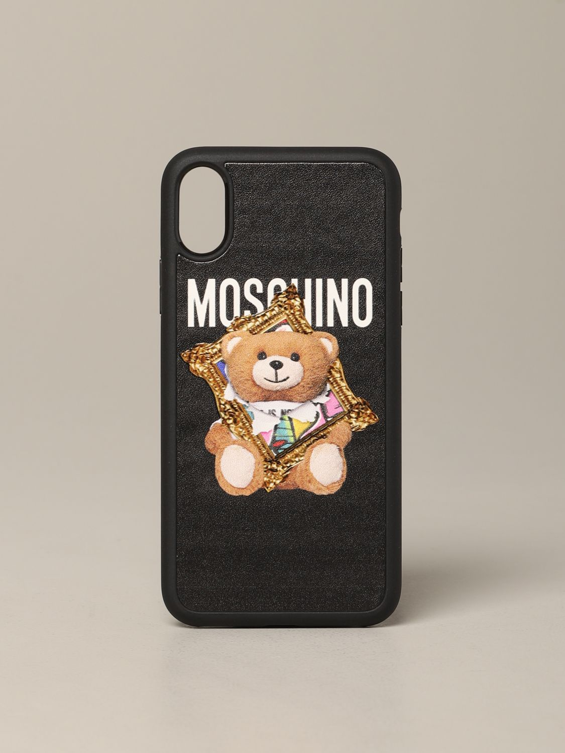 Case women Moschino Couture black 1