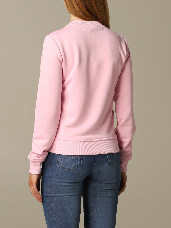 Sweatshirt women Love Moschino pink 2