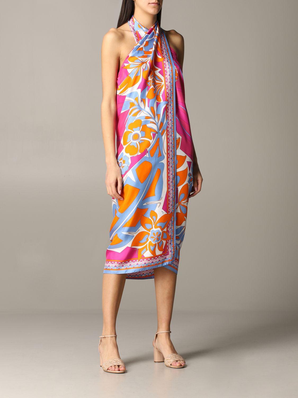 Платье Женское Emilio Pucci фуксия 1