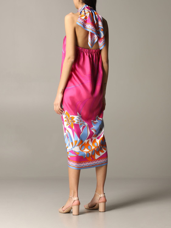 Платье Женское Emilio Pucci фуксия 2