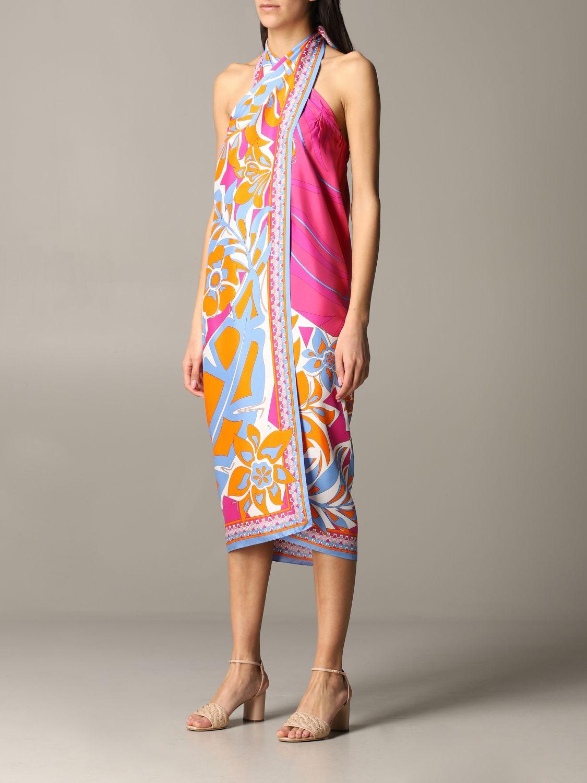 Платье Женское Emilio Pucci фуксия 3