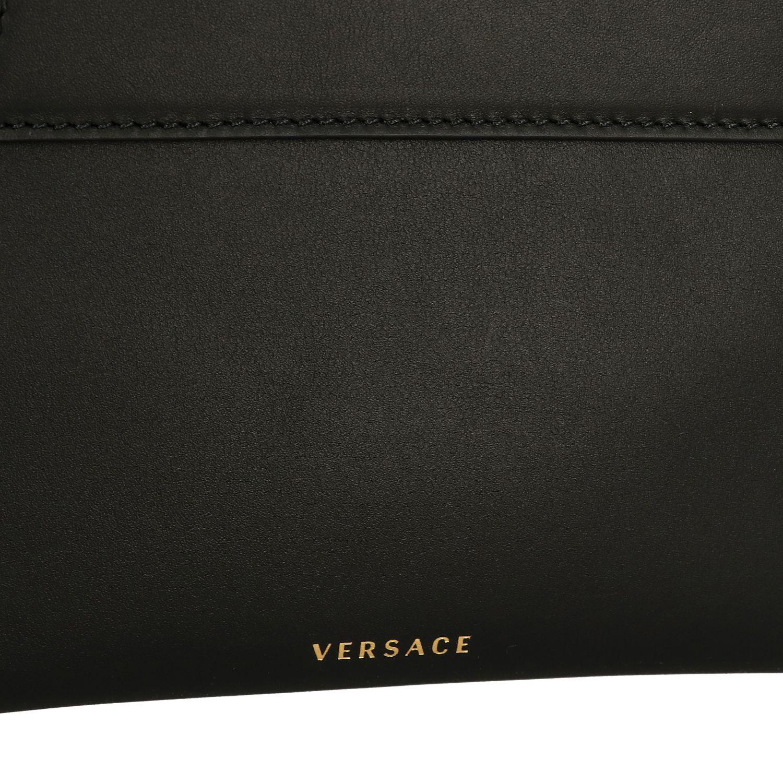 Shoulder bag women Versace black 4