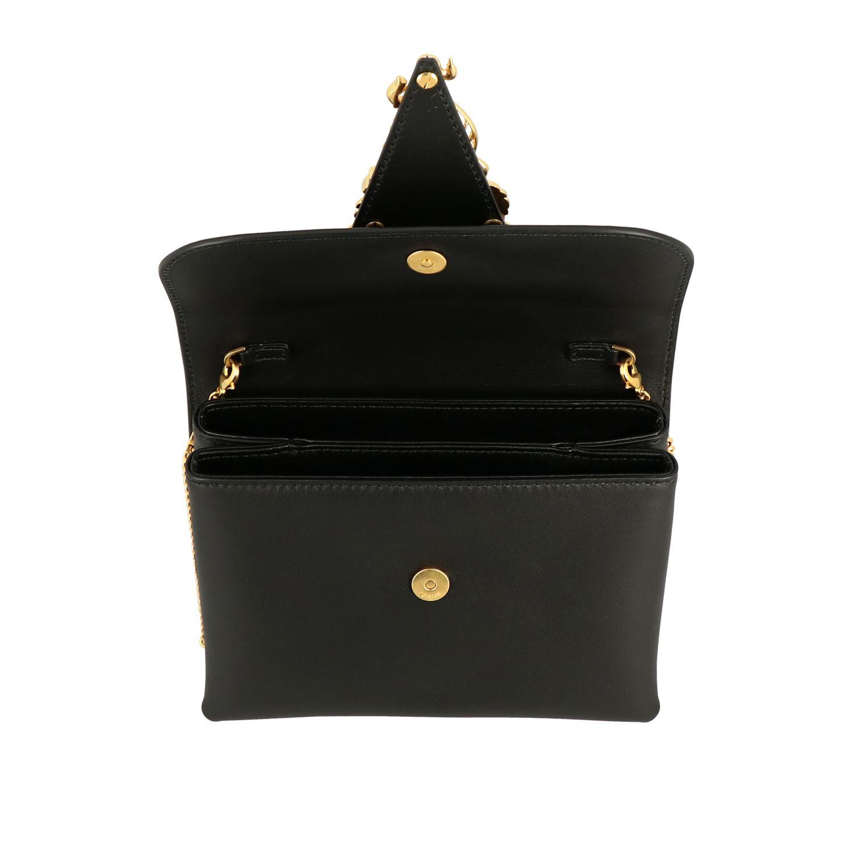 Shoulder bag women Versace black 5