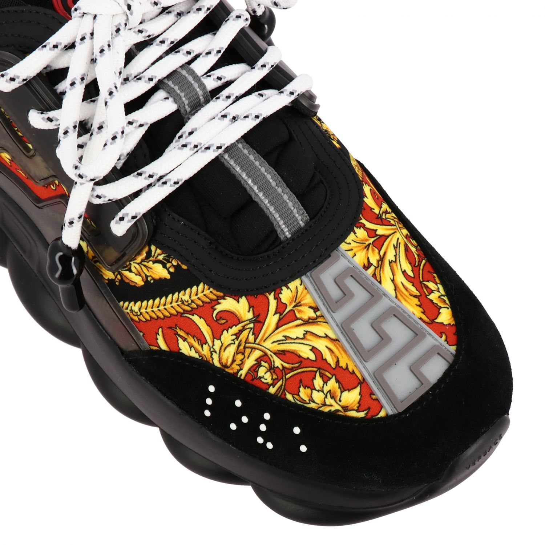 Versace Baskets Chain Reaction Farfetch   Versace