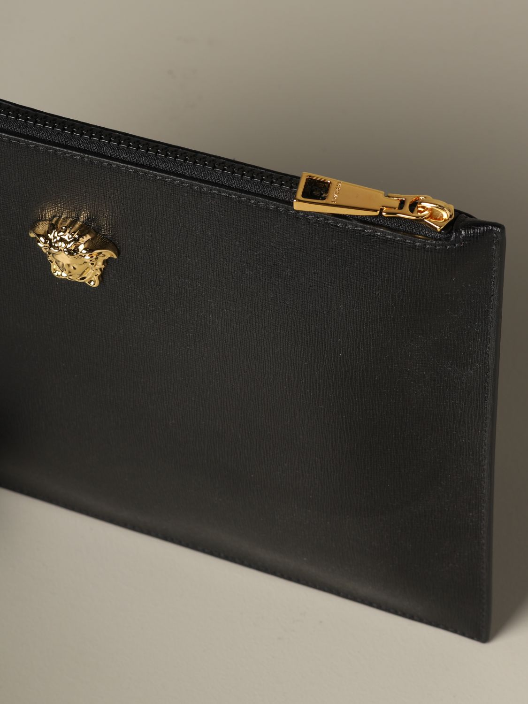 Bolso hombre Versace negro 3
