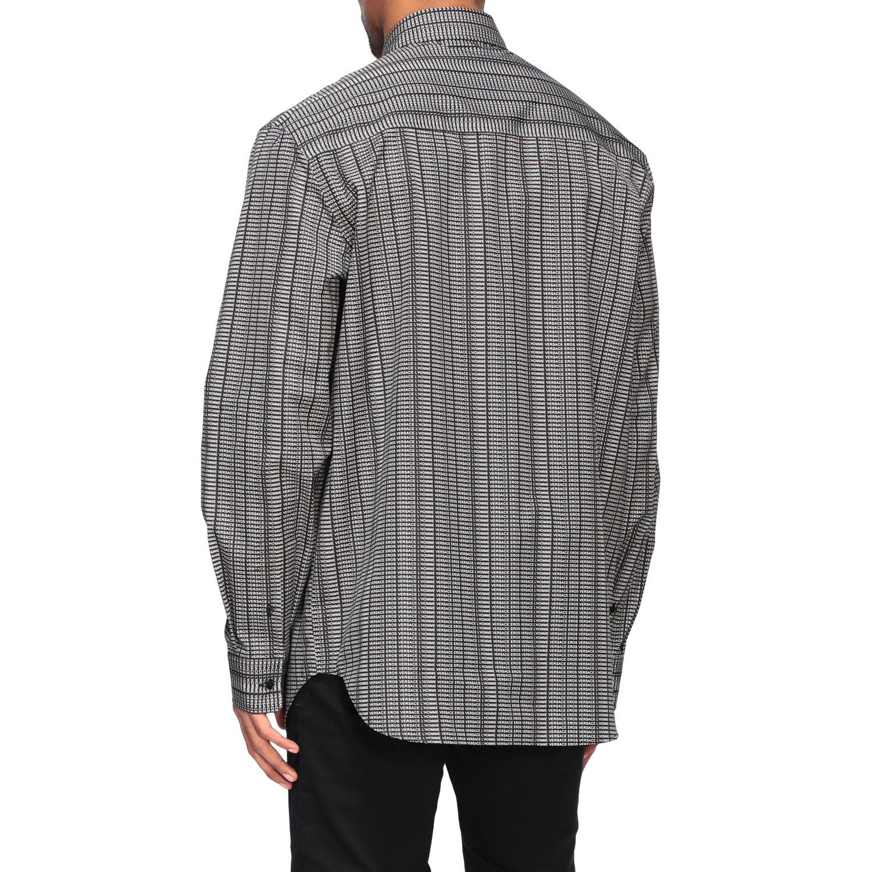 Shirt men Versace black 3
