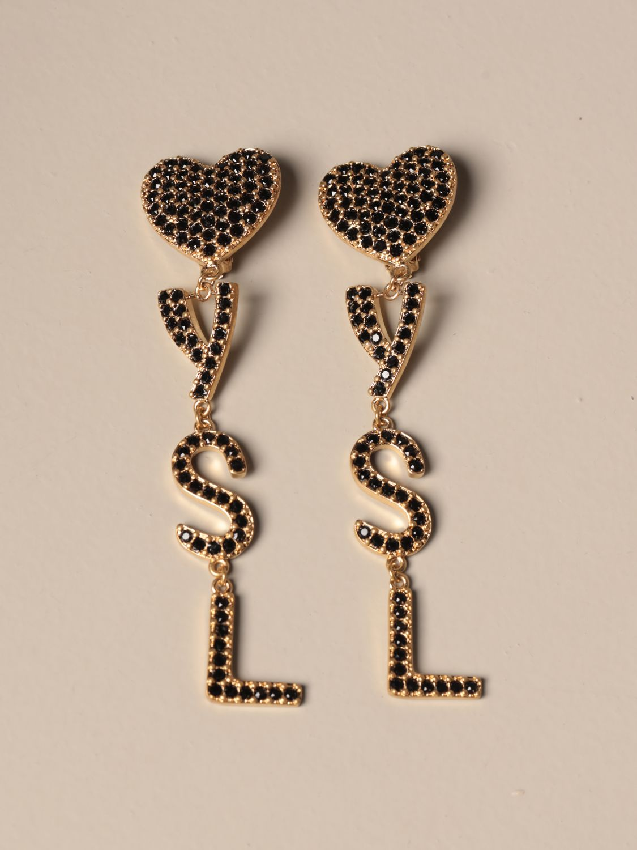 Jewel Saint Laurent: Jewel women Saint Laurent gold 1
