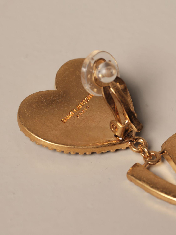 Jewel Saint Laurent: Jewel women Saint Laurent gold 2