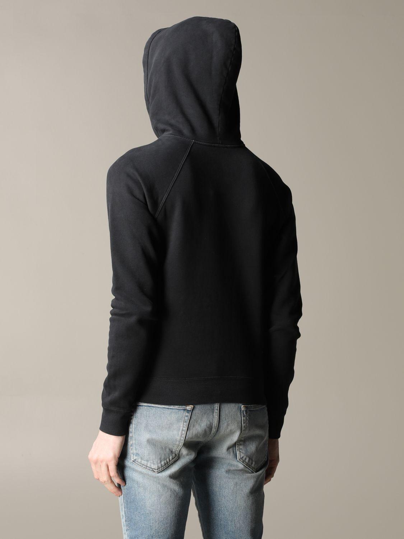 Jumper men Saint Laurent black 3