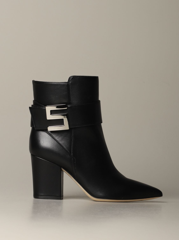 Shoes women Sergio Rossi black 1