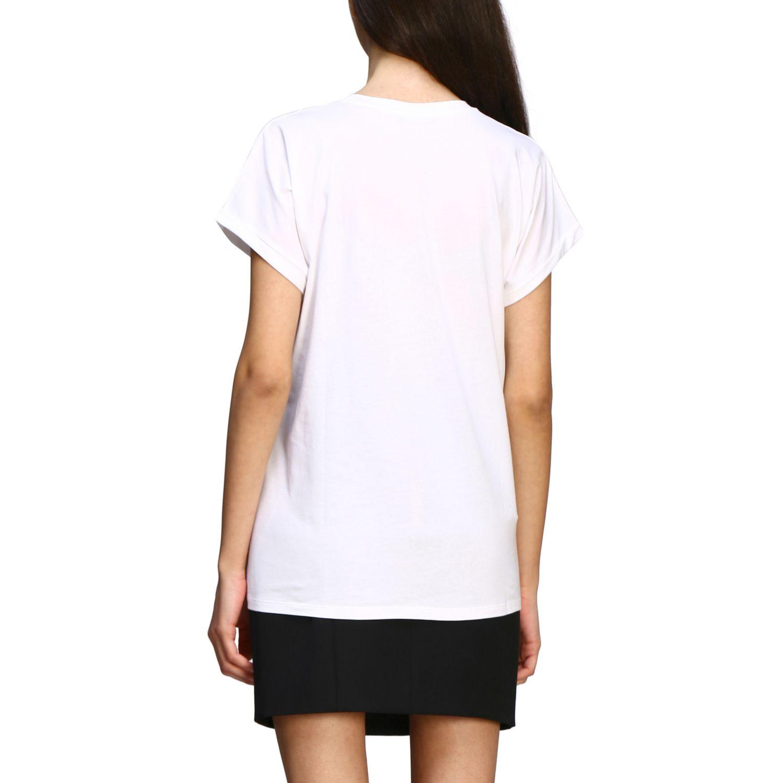T-shirt women Balmain white 3