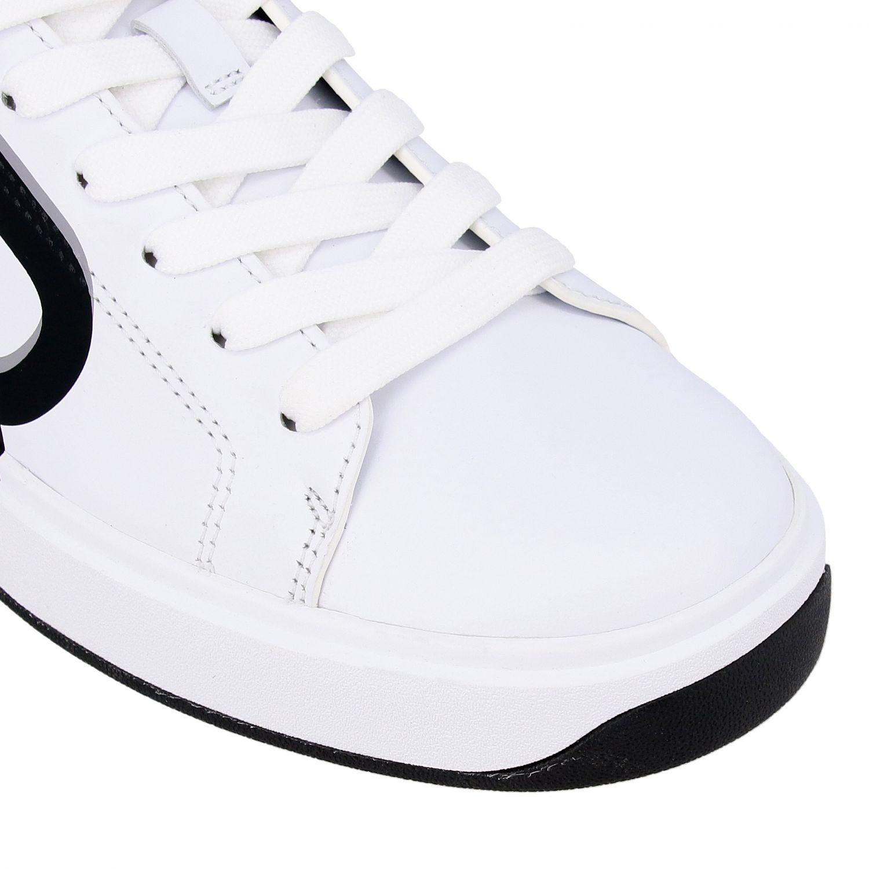 Sneakers Balmain: Shoes women Balmain white 4