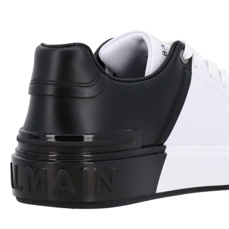 Sneakers Balmain: Shoes women Balmain white 5