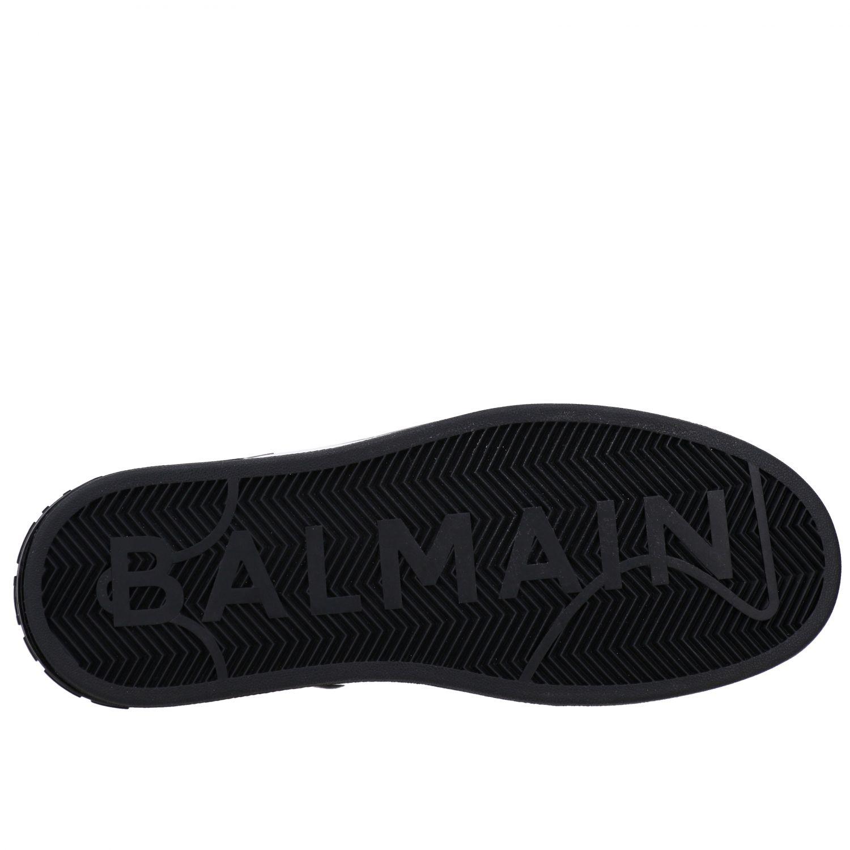 Sneakers Balmain: Shoes women Balmain white 6