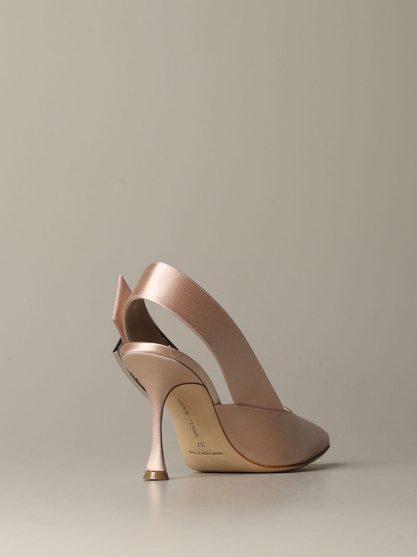 Shoes women Manolo Blahnik nude 4