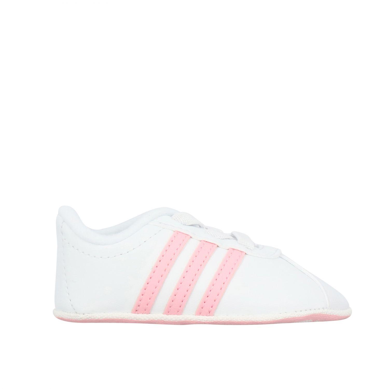 Scarpe Adidas Originals: Sneakers Vl Court 2.0 Crib Adidas Originals bianco 1