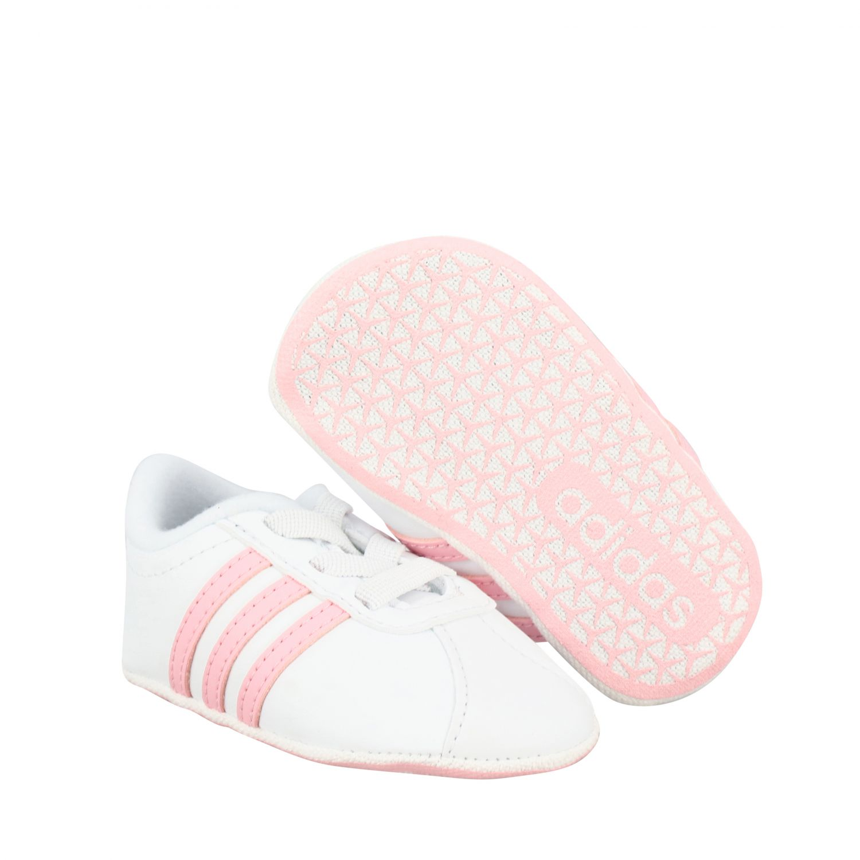 Scarpe Adidas Originals: Sneakers Vl Court 2.0 Crib Adidas Originals bianco 2