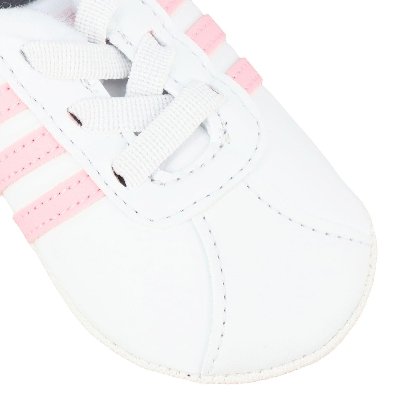 Scarpe Adidas Originals: Sneakers Vl Court 2.0 Crib Adidas Originals bianco 4