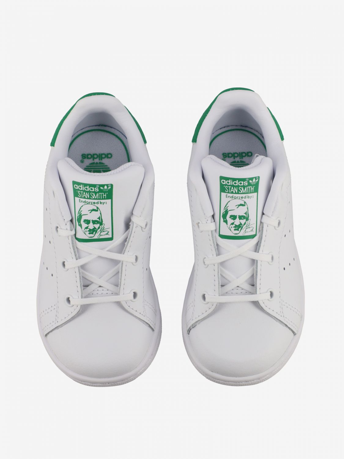 Shoes Adidas Originals: Stan smith Adidas Originals leather sneakers white 3