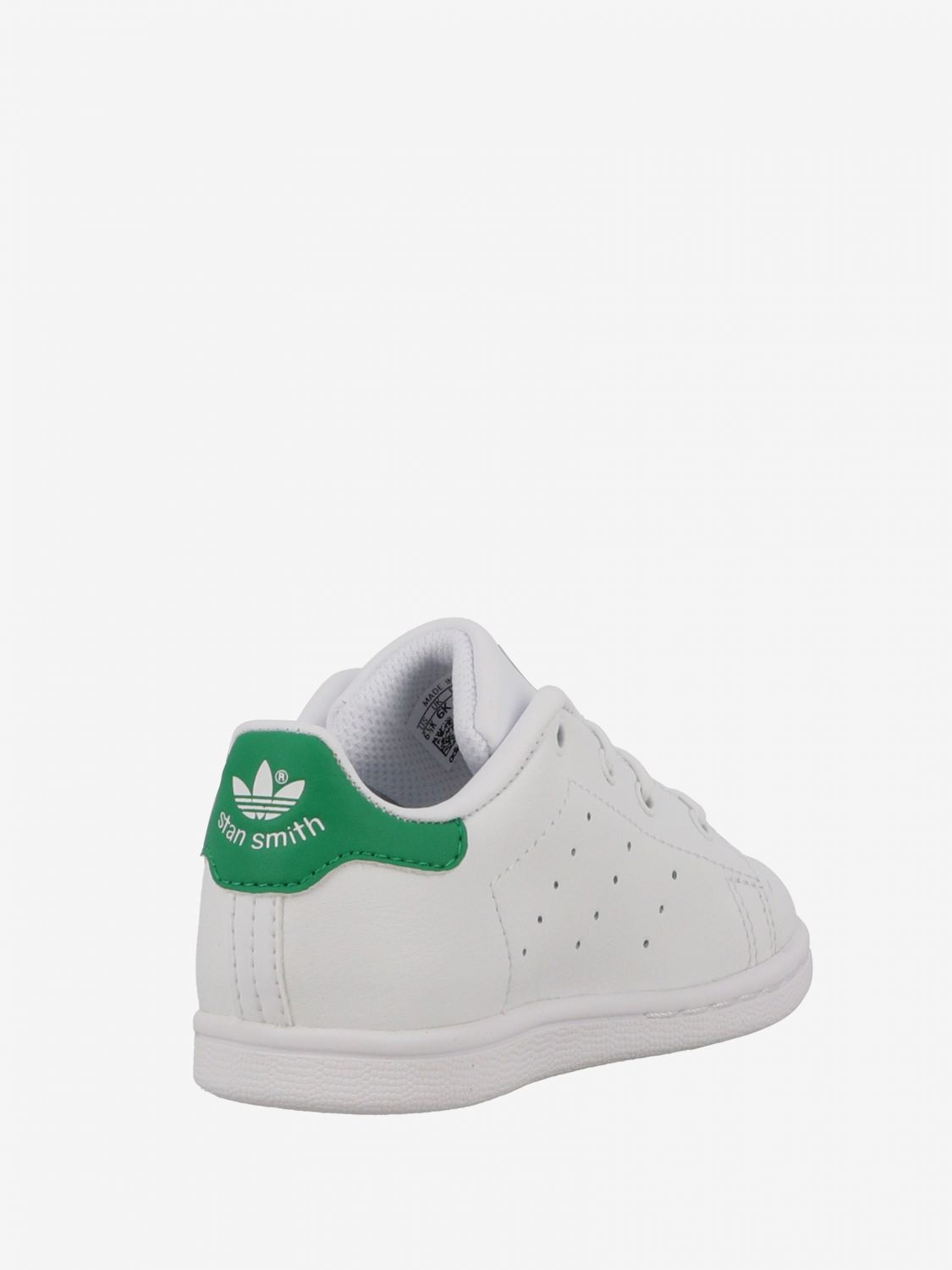 Shoes Adidas Originals: Stan smith Adidas Originals leather sneakers white 5