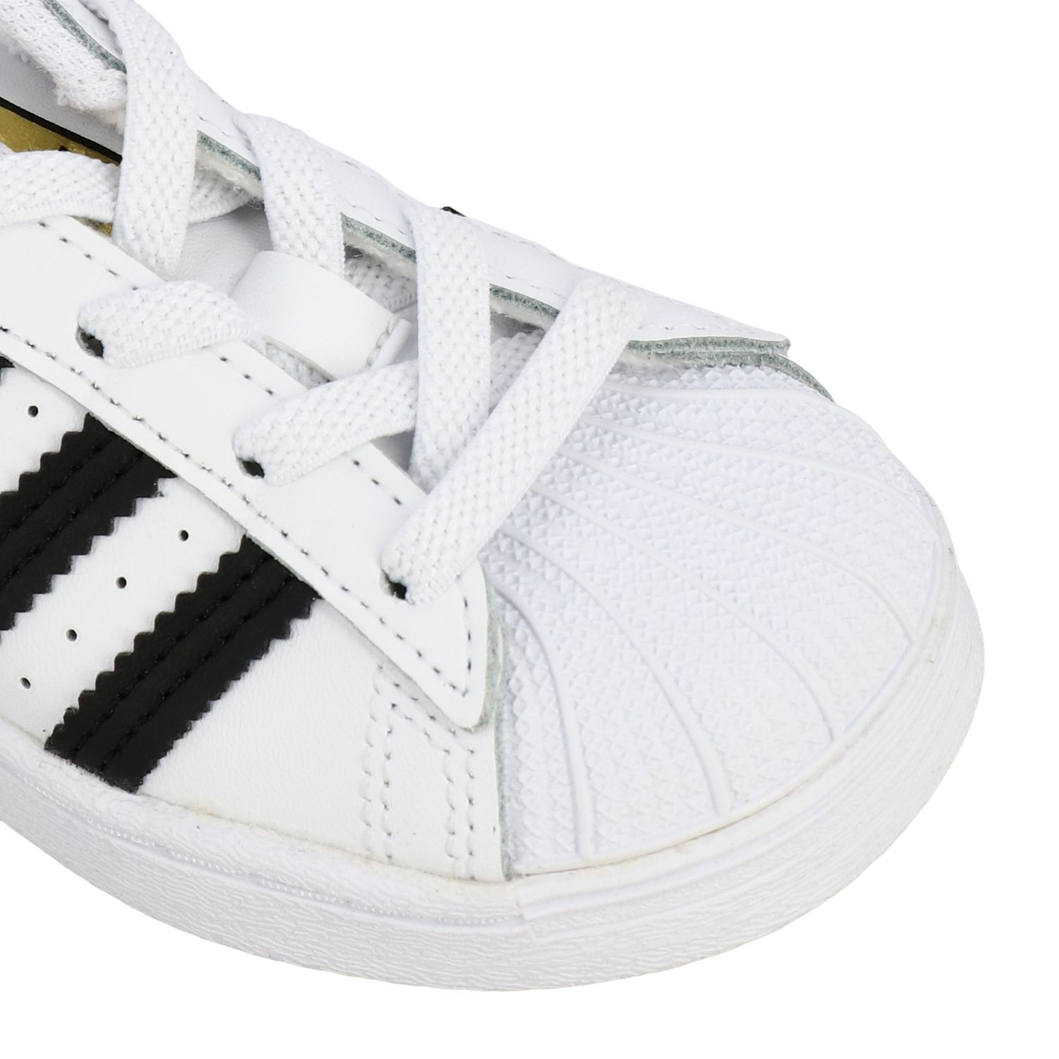 Shoes Adidas Originals: Superstar Adidas Originals leather sneakers white 4
